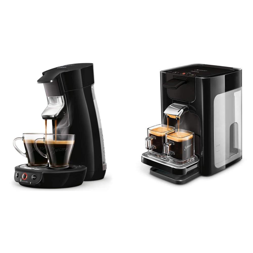 gut im Test: Kaffeepadmaschinen