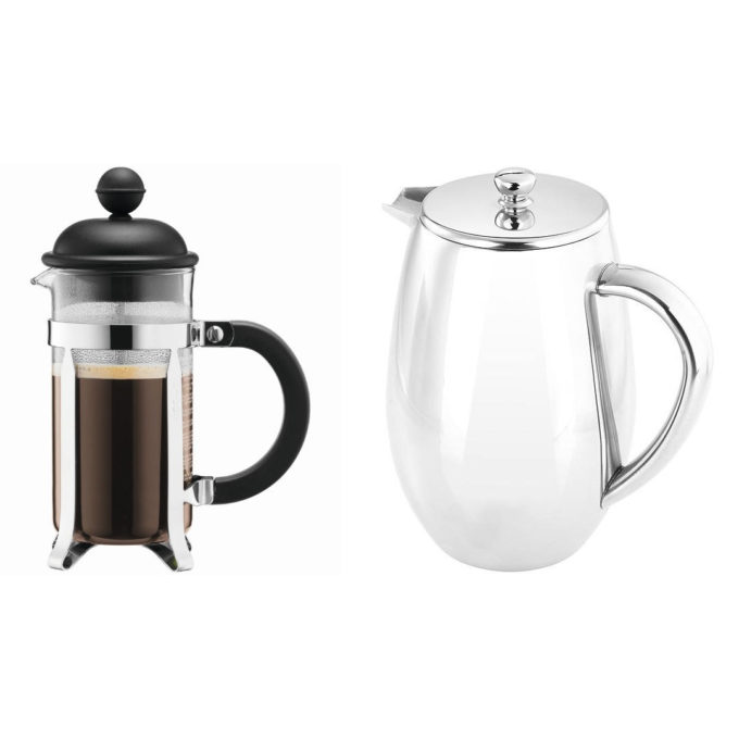 Klassiker und gut im Test: French Press