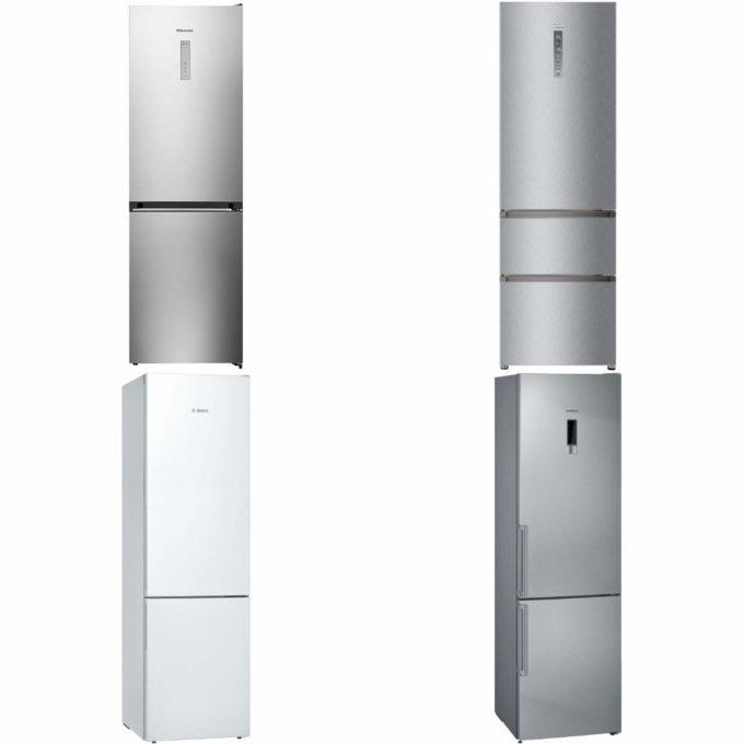 (sehr) gut in Tests: Kühl-Gefrier-Kombinationen - Standgeräte