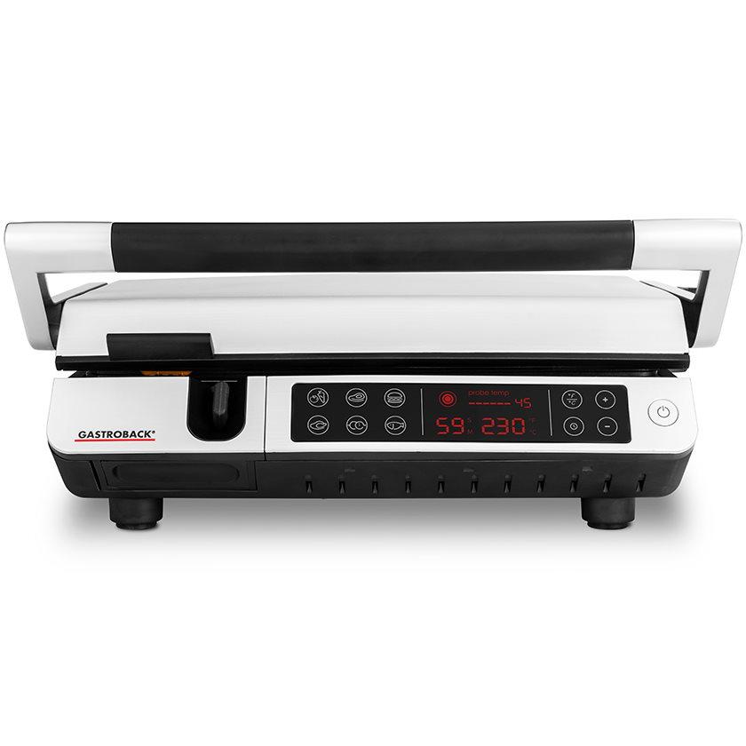 Testsieger und sehr gut im Test von Haus & Garten Test 6/2019: Gastroback Design BBQ Advanced Control