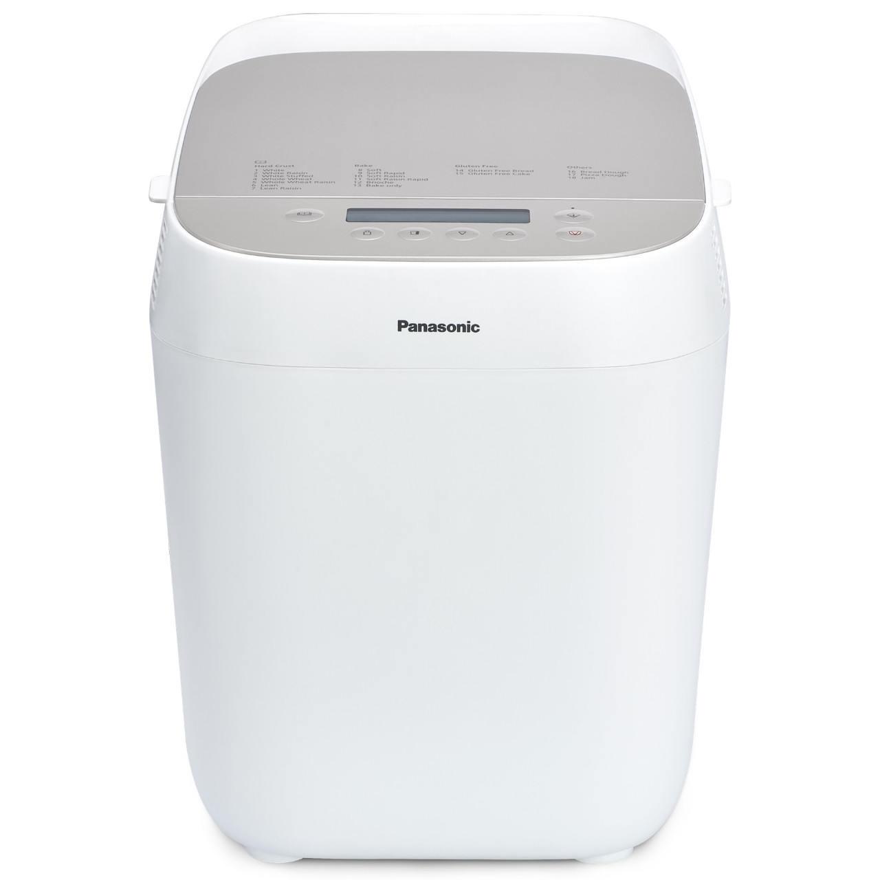 Testsieger und sehr gut im Test von Haus & Garten Test 6/2018: Panasonic Brotbackautomat SD-ZP2000