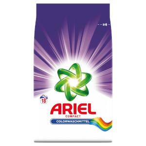 """Testsieger und """"gut"""" im Test von Stiftung Warentest 10/2016: Ariel Actilift Compact Colorwaschmittel"""