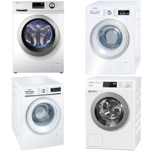 (sehr) gut im Test: Waschmaschinen