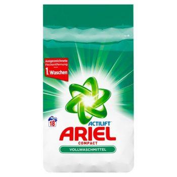 """""""Gut"""" im Test von Stiftung Warentest 10/2018: Ariel Actilift Compact"""
