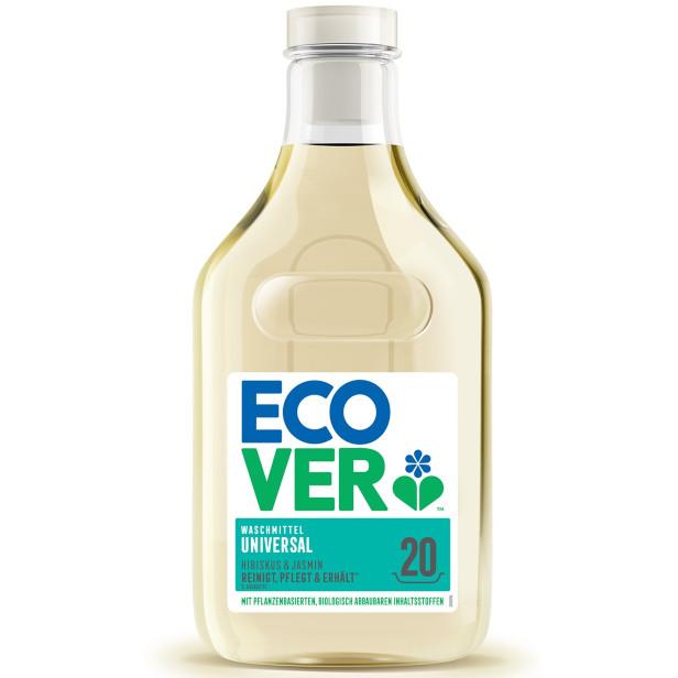 Testsieger und gut im Test von Öko-Test 7/2020: Ecover Waschmittel Universal
