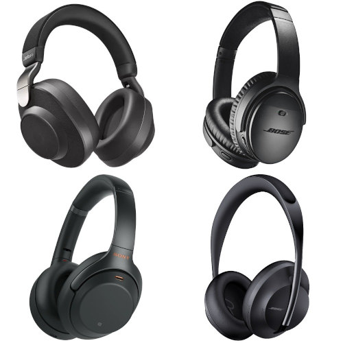 (sehr) gut in Tests: Noise Cancelling Bluetooth-Kopfhörer