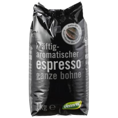 """""""gut"""" im Test von Öko-Test 10/2019: Dennree Kräftig-aromatischer Espresso (Dennree) (Bio)"""