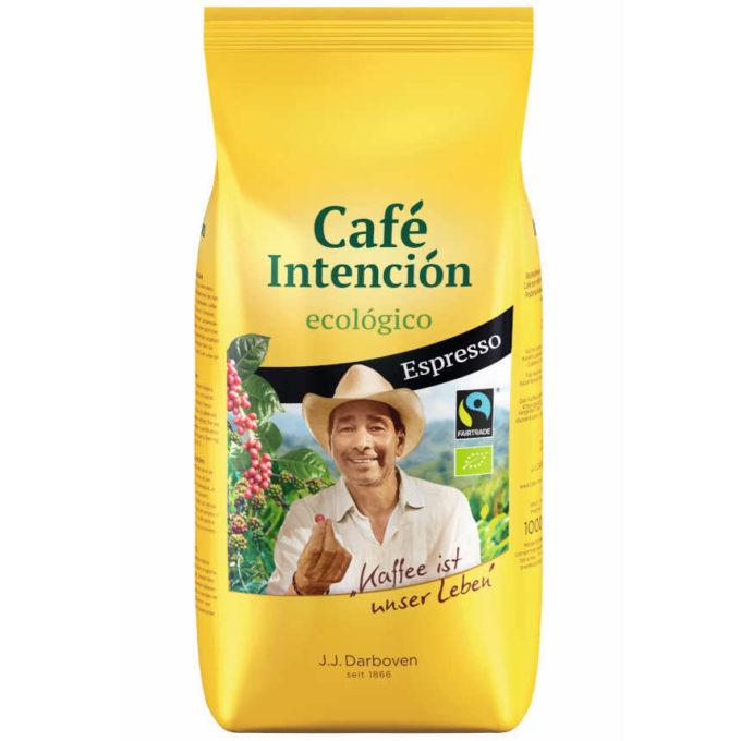 gut im Test von Öko-Test 10/2019: Café Intención Ecológico Espresso (Bio)