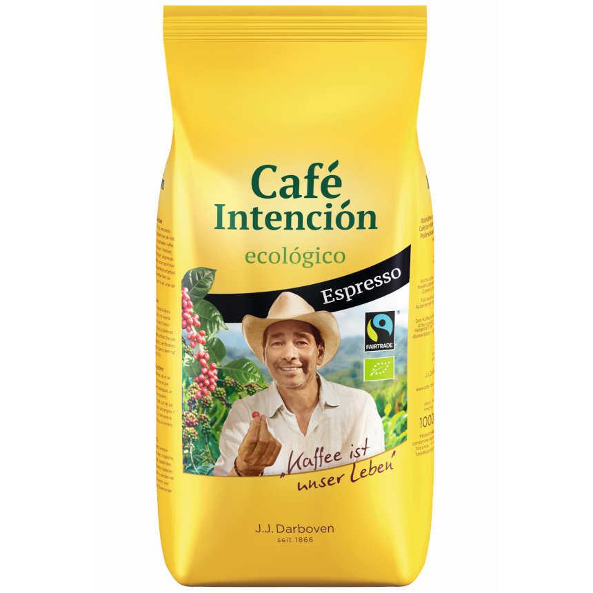 gut im Test von Öko-Test 10/2019: Café Intención Ecológico Espresso