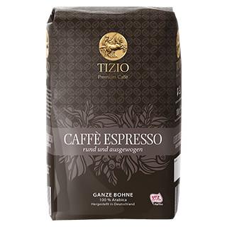 """""""Gut"""" im Test von Stiftung Warentest 12/2016: Tizio Premium Caffè - Caffè Espresso (Aldi Süd)"""