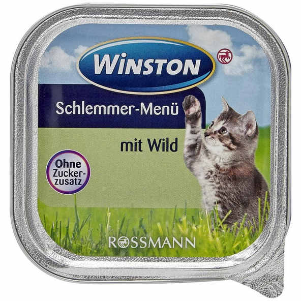 sehr gut im Test von Stiftung Warentest 5/2020: Winston Schlemmer-Menü mit Wild (Rossmann)