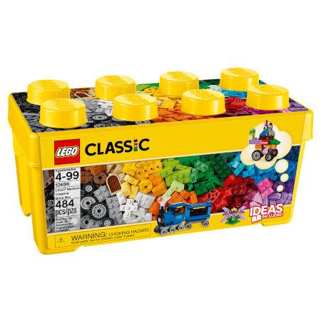 Testsieger und sehr gut im Test von Öko-Test 12/2016: Lego Classic Box 10696