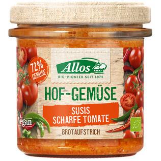 Testsieger und gut im Test von Stiftung Warentest 06/2020: Allos Hof-Gemüse Susis Scharfe Tomate