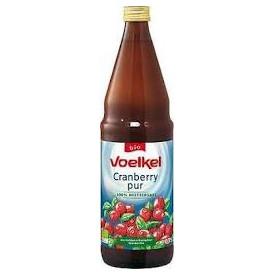 gut im Test von Stiftung Warentest 11/2016: Voelkel Cranberry pur