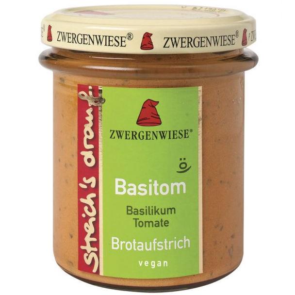 gut im Test von Stiftung Warentest 06/2020: Zwergenwiese Streich´s drauf Basitom Basilikum Tomate