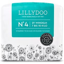 gut im Test von Öko-Test 10/2017: Lillydoo Windeln
