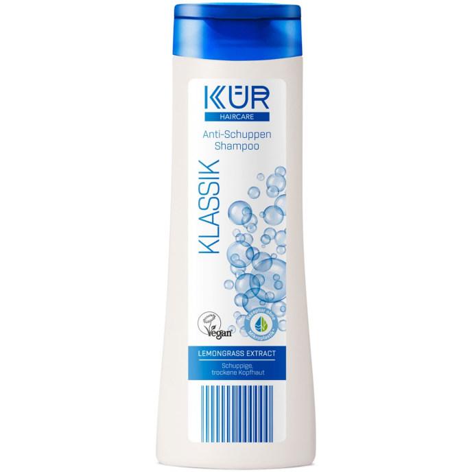 Kür Anti-Schuppen Shampoo Klassik - Leongrass Extract (Aldi Süd)