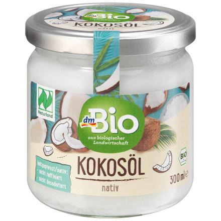 dmBio Kokosöl nativ (dm)