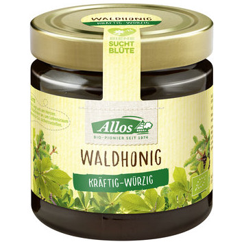sehr gut im Test von Öko-Test 6/2013: Allos Waldhonig