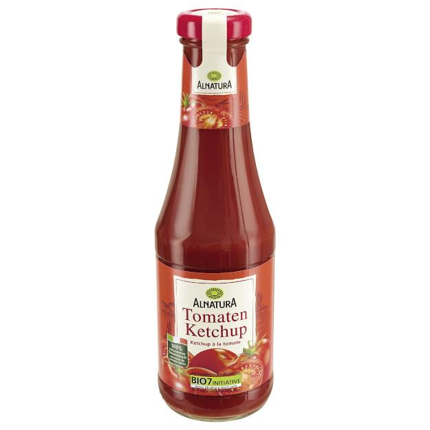 """Testsieger und """"sehr gut"""" bei Stiftung Warentest 5/2019: Alnatura Tomaten Ketchup"""