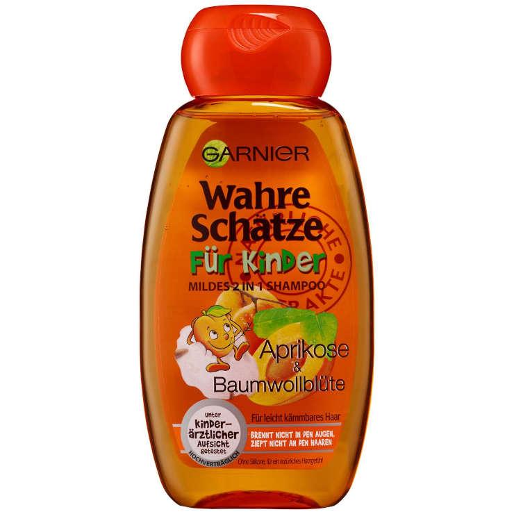 Garnier Wahre Schätze Shampoo Für Kinder