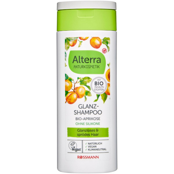 Alterra Glanz-Shampoo (Rossmann)