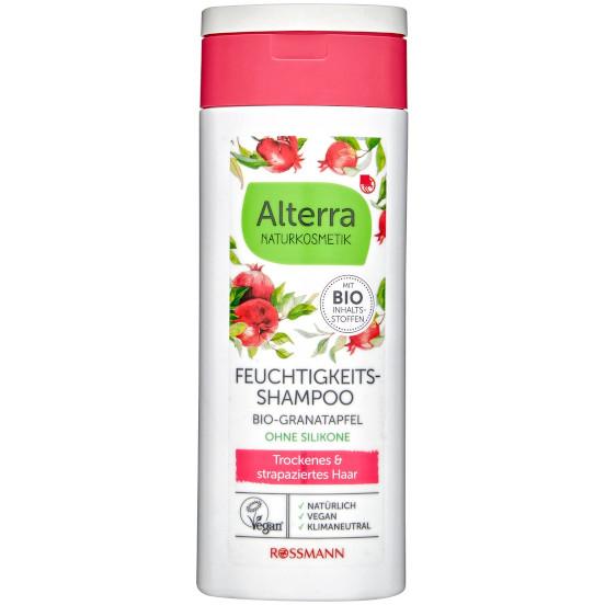 Alterra Feuchtigkeits-Shampoo (Rossmann)