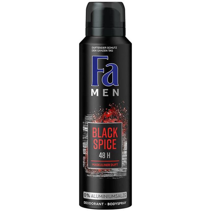 sehr gut im Test von Öko-Test 5/2020: Fa Men Black Spice