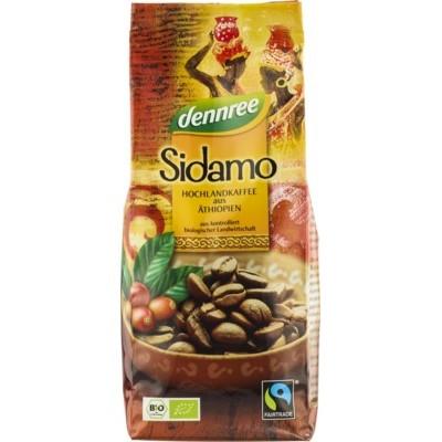 sehr gut im Test von Öko-Test 10/2012: Dennree Sidamo Hochlandkaffee aus Äthiopien (gemahlen)