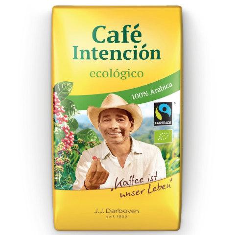 sehr gut im Test von Öko-Test 10/2012: J.J. Daarboven Intencion Ecologico (gemahlen)