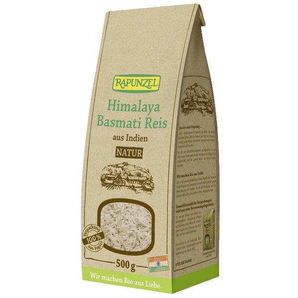 gut im Test von Öko-Test 07/2020: Rapunzel Himalaya Basmati Reis