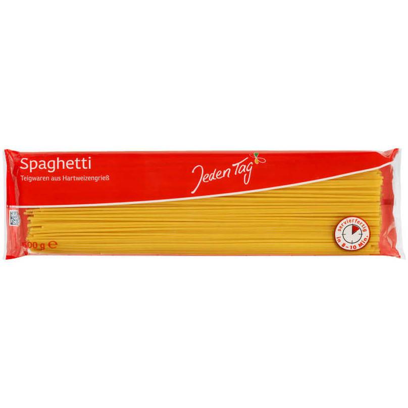 gut im Test von Öko-Test 02/2021: Jeden Tag! Spaghetti