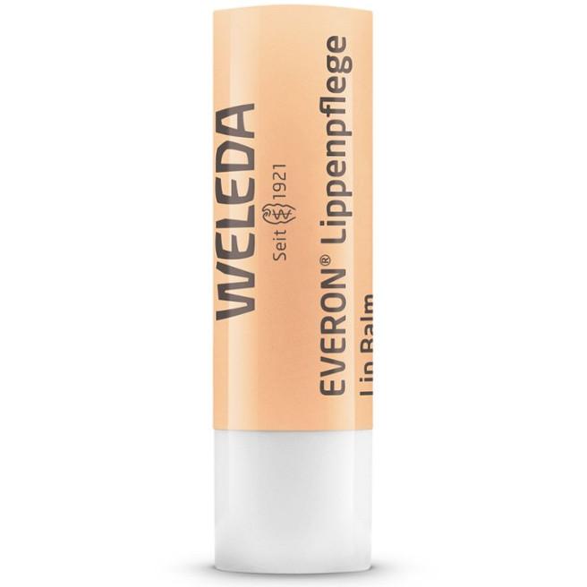 sehr gut im Test von Öko-Test 1/2021: Weleda Everon Lippenpflege