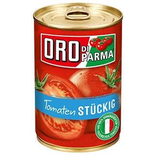 Testsieger im Test von Marktcheck 28.01.2020: Oro di Parma Tomaten stückig